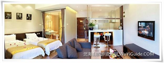 九龙湾度假酒店标准间