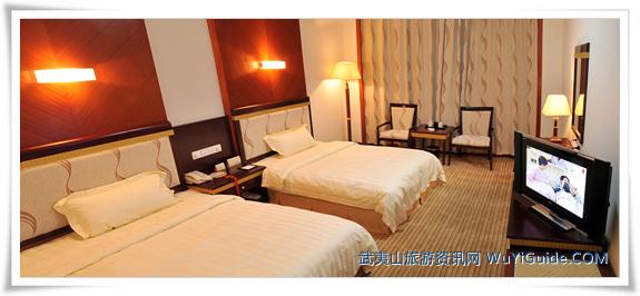 千赢国际下载app圣远国际酒店标准双人间